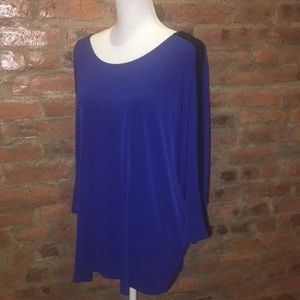 Premise studio plus size top size 2x
